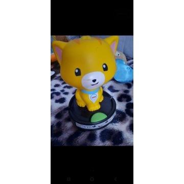 Sprzedam zabawke Kot na Odkurzaczu