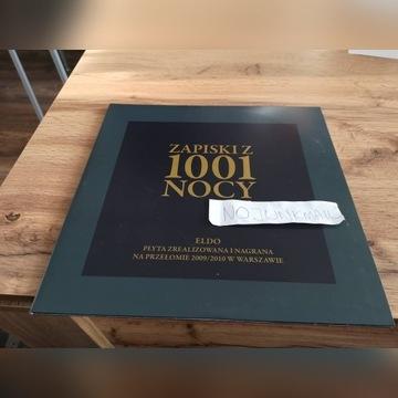 ELDO ZAPISKI Z 1001 NOCY!!! NOWKA OD 1zl