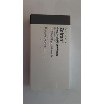 Zofran, tabletki powlekane, 4 mg, 10 szt tabletka