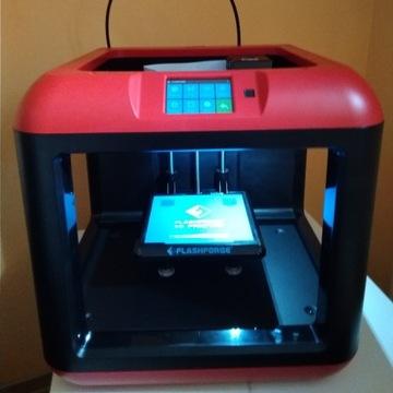 Drukarka 3D FlashForge Finder 2 + 7 kg filamentów