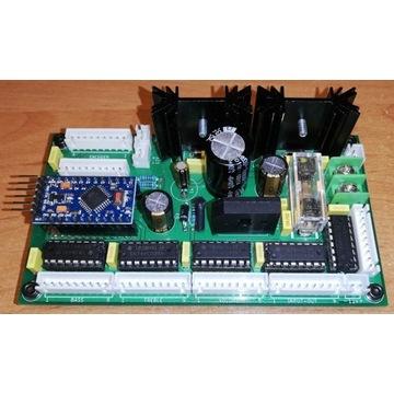 sterownik do wzmacniacza na arduino