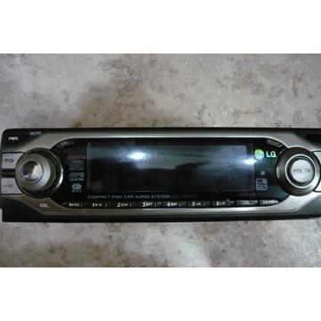radio samochodowe LG mp3