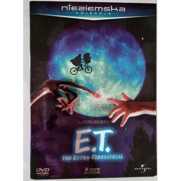 E.T. Steven Spielberg Edycja Specjalna