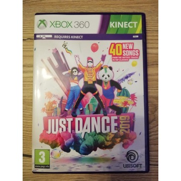 Just Dance 2019 Kinect Xbox 360