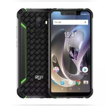 Smartfon Homtom Zoji Z33 3GB/32GB zielony