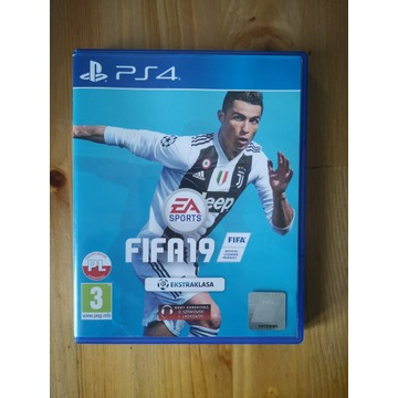 Gra FIFA 2019 PS4