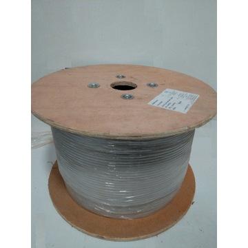 Kabel teleinformatyczny F/UTP kat.6 4x2xAWG23