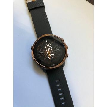 Sportowy smartwatch Suunto 7 Graphite Copper