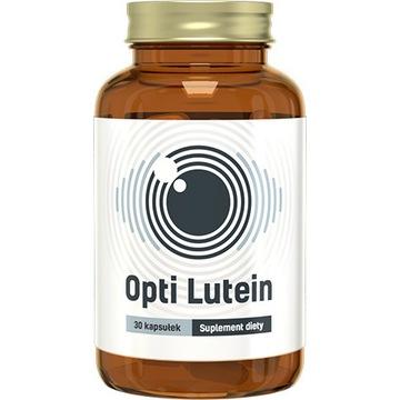 Opti Lutein ! Wspomaga Wzrok !