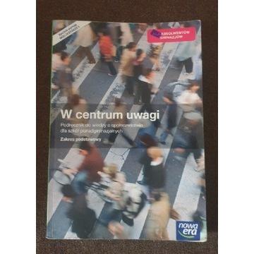 W centrum uwagi - podręcznik do WOSu