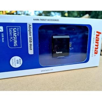 Adapter USB host z wejsciem mikro USB do tabletów