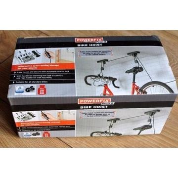 WIESZAK rowerowy Powerfix Profi + Bike Hoist -NOWY