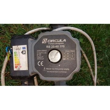 Pompa obiegowa (cyrkulacyjna) CIRCULA RS 25/40 180