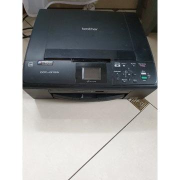 Urządzenie drukarka Brother 3w1 dcp j315w