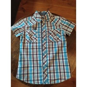 Bluzka Koszulowa w Kratke 152