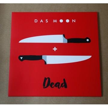 DAS MOON - DEAD LP KOLOROWY