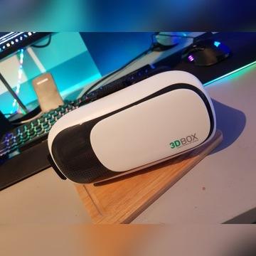 Okulary VR - Prawdziwe 3D - Nowe!