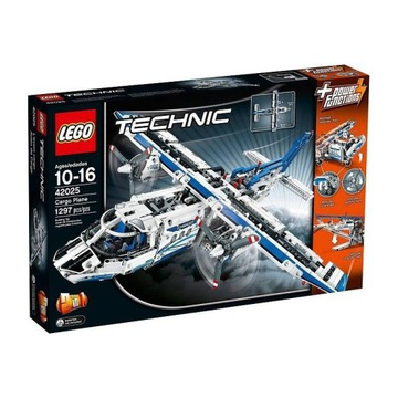 Lego 42025 Nowy Pudełko w idealnym stanie plomby