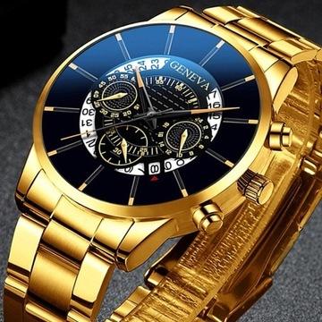 HIT Luksusowy zegarek męski Licytacja