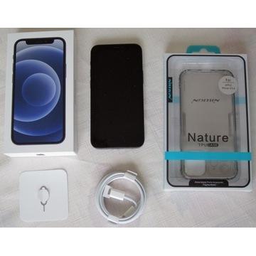 Apple iPhone 12 Mini 5G 64GB idealny gw. PL 01/23
