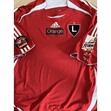 Legia, koszulka sprzed lat! Stan świetny