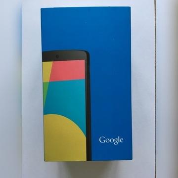 Nexus 5 LG-D821 32GB czarny