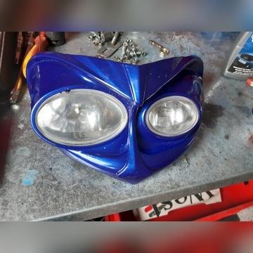Lampa stunt street fighter naked