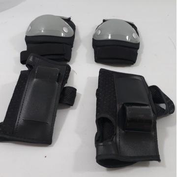 Ochraniacze na kolana i ręce Powerslide