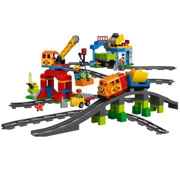 -= LEGO DUPLO 10508 - POCIĄG DELUXE =-