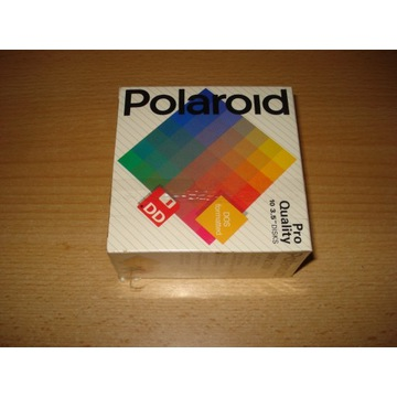 Dyskietki Polaroid 2 DD folia Amiga