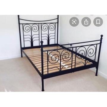 Łóżko Ikea Noresund 160x200
