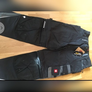 Spodnie robocze engelbert Strauss 52
