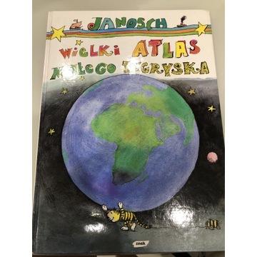 Wielki Atlas Małego Tygryska Janosch