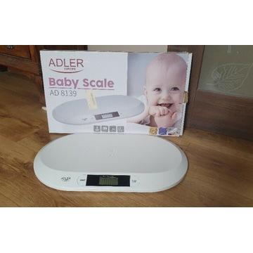 Waga niemowlęca Adler