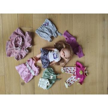 Lalka PETITCOLLIN 36 cm w zestawie z ubraniami