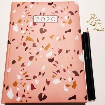 Kalendarz książkowy 2020! b5