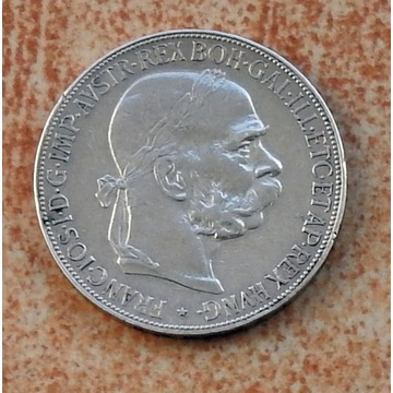 Austria 5 Koron 1900  r.  Franciszek Józef
