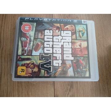 Grand Theft Auto 4 premierowe wydanie.ps3