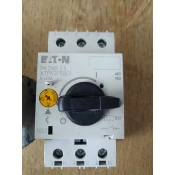Wyłącznik silnikowy PKZM0-2.5 EATON