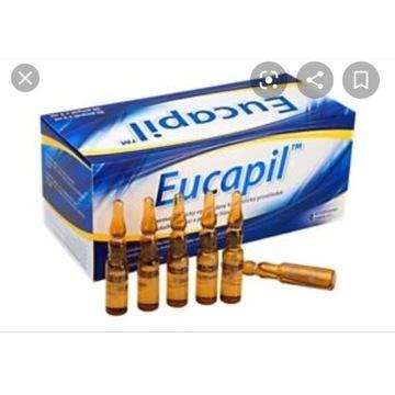 Eucapil ampułki z Niemiec łysienie