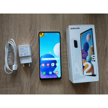 Samsung a21s 4/64 Jak nowy !