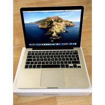MacBook Pro 13 Retina i5 2.5GHz RAM 8GB SSD 128GB