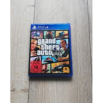 Grand Theft Auto V Ps4 + mapa