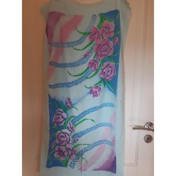 Nowy bawelniany ręcznik