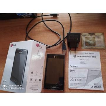 Telefon LG LG-E610