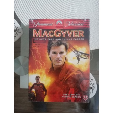 Macgiver sezon 4