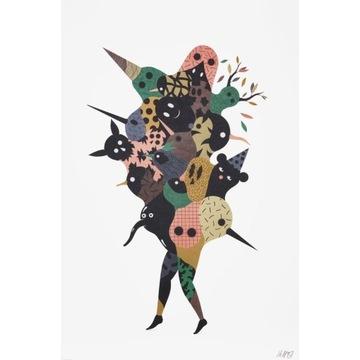 Limitowany PLAKAT Ikea Art Event Collection 2017