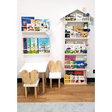 Biblioteczka, półka na książeczki/zabawki