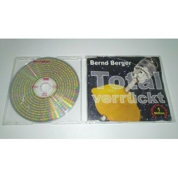 Bernd Berger - Total verrückt - singiel