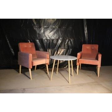 Fotel PRL New Design Retro